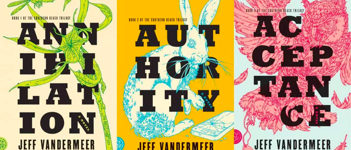 The Southern Reach Trilogy / Трилогия о Зоне Икс