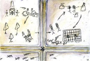 Башенка 2.01 На стене (рассказ)
