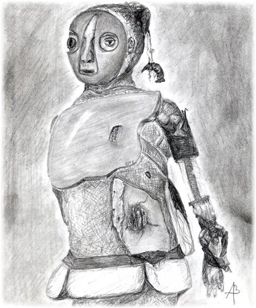 Пираты-ниндзя-роботы-зомби: пираты