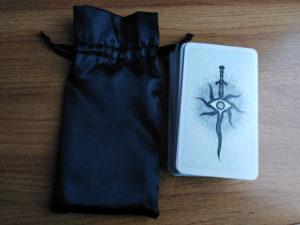 «Dragon Age: Inquisition» Tarot: рубашка