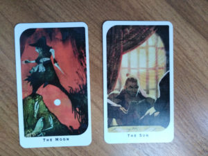«Dragon Age: Inquisition» Tarot: Старшие 18-19