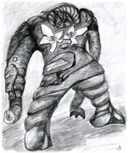 Пираты-ниндзя-роботы-зомби: зомби