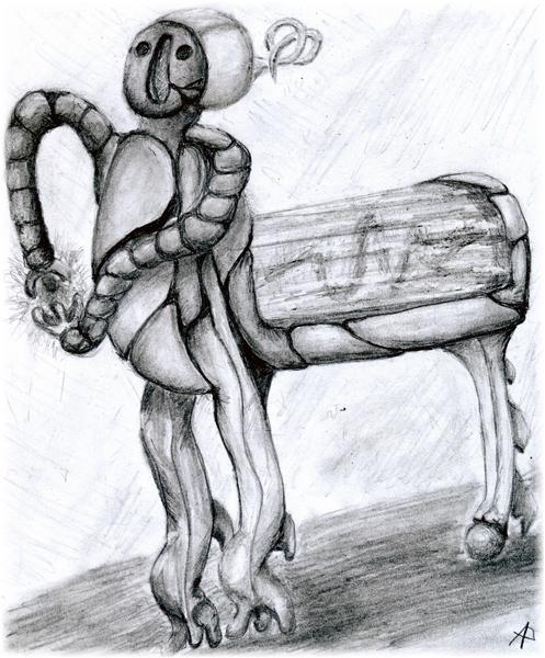 Пираты-ниндзя-роботы-зомби